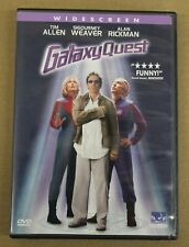 Galaxy Quest Dvd Widescreen Tim Allen Sigourney Weaver Alan Rickman