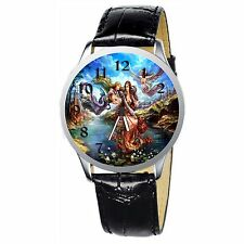 Angels Stainless Wristwatch Wrist Watch