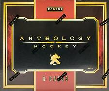 2015/16 Panini Anthology Hockey Hobby Box - 6 HITS PER BOX