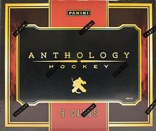 2015/16 Panini Anthology Hockey Hobby Box - 6 HITS PER BOX - MCDAVID