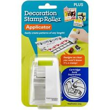 Plus Corp. Decoration Stamp Roller Applicator *EMPTY APPLICATOR* 152188