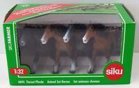 Siku Farmer - 4694 Tierset Pferde - OVP NEU NEW