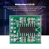 7X Digital Stereo Audio Power Amplifier Board Dual Channel Module DIY Subwoofer