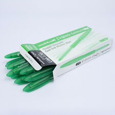 Uni-Ball Signo Gelstick Pack of 12 Rollerball Pens (Green)