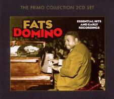 Fats Domino Early Recordings 40 Greatest Hits / Best of 2CDs Neu & OVP dig. rem.