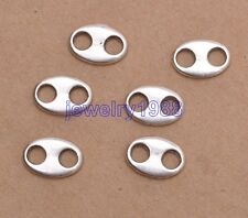 30pcs Tibetan Silver Charms Double sided Connectors 14x10mm DIY Jewelry F3117