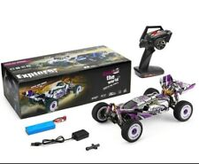 55km/h Wltoys 124019 Rtr 1/12 2.4G 4Wd Metal Chassis Rc Car 550 Brushed Motor