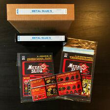 Metal Slug 5 - Neo Geo MVS - Repro