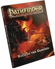 Pathfinder Roleplaying Game: Book of the Damned Staff, Paizo Hardcover