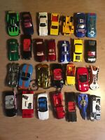 Lot Of 58 Hot Wheels And Matchbox 70's-90's Die Cast Cars