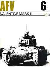 AFV Weapons Profile 06 - Valentine Tank - DVD