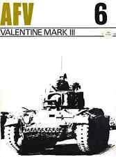 AFV Weapons Profile 06 - Valentine Tank - DVD
