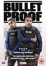 BULLETPROOF 1 (2018): Noel Clarke - Police Action TV Season Series - NEW R2 DVD