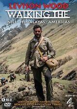 Levison Wood Walking the Nile Himalayas Americas (Levison Wood) New DVD R4