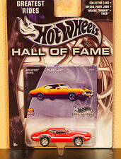 Hot Wheels Hall Of Fame Greatest Rides Olds 442 W/RR