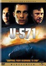 U 571 0025192078521 DVD Region 1