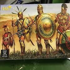 1/32 54mm Ancient Punic Wars Italian Allies Infantry 9040