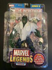 Marvel Legends Series II 2 The Incredible Hulk - HULK (ToyBiz, 2002) BRAND NEW