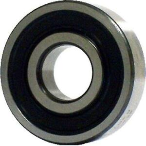 BEARING 62305-2RS RUBBER SEALED ID 25mm OD 62mm WIDTH 24mm