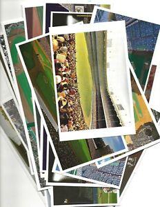 Lot of 18 1994 Bill Goff Inc Photo Prints of past Fall Classics inc Ebbets Field