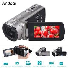 "Andoer FULL HD 1080P 20MP 2.7""TFT-LCD 16X ZOOM Digital Video DV Camera Camcorder"