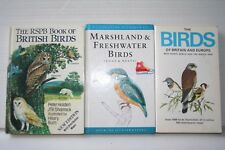 The Birds of Britain and Europe,Marshland Freshwater Birds