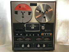 AKAI GX-297-SS SURROUND AUTO-REVERSE FOUR CHANNEL TAPE DECK REEL-TO-REEL