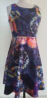 BARDOT JUNIOR Colourful Stretch Dress Girls Size 16