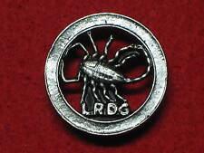 WWII British LRDG Cap Badge
