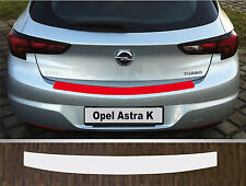 Protección de bordes carga TRANSPARENTE específicamente para Opel Astra K sedán