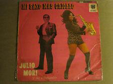 JULIO MORI MI SAXO MAS CRIOLLO LP ORIG '71 SONO RADIO S.E. 9371 RARE LATIN PERU