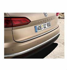 Volkswagen VW Touareg Heckschutzleiste Chromoptik Chrom Schutzleiste 760071360