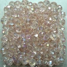 Free shipping 300pcs swarovski Crystal 4mm 5040# Flat Shape Beads - Brand New