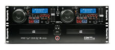Numark CDN77USB DJ Doppel-CD-Player