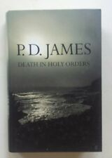 P D James - Death in Holy Orders - Signed 1st Edition - First Edition