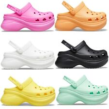 "CROCS Women's 2"" Platform  Comfort Clog 2020 Model Limited Edition"