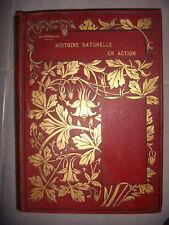Cherville: L'histoire naturelle en action: Croquis, contes, récits et aventures