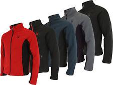 Spyder Men's Steller Full Zip Jacket, Color Options