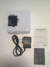 Links Analog to digital audio converter,Brand New,Comes As Pictured