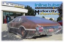 MOPAR PLYMOUTH  Plastic Car Cover Dust Rain Cover Car Show Cover 1 COVER Nice