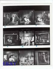 Curse Of The Mummy VINTAGE Photo contact sheet  9 images  on one 8 X 10 photo