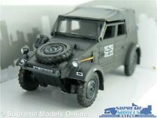 VOLKSWAGEN KUBELWAGEN TYPE 82 MODEL CAR 1:43 GREY 1940 CARARAMA CL VW KUBEL R0