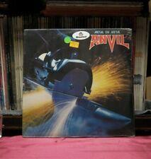 "Sealed 12"" LP Anvil Metal On Metal 1982 Attic Records Import LAT 1130"