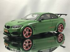 GT Spirit BMW M2 (F22) 2 Series AC Schnitzer ACL2 Green Resin Model Car 1:18
