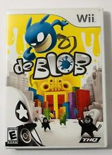De Blob Nintendo Wii, 2008 Complete