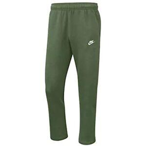 Nike Men's Sportswear Club Fleece Sweatpants, Green, Size XL, $45, *Defect