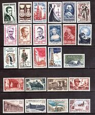 FRANCE 1940-50s good selection MUH