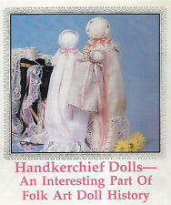 Church Doll Patterns - Handkerchief & Twin Babies in a Cradle Instructions