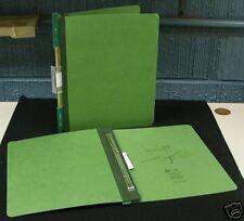 Selco Hanging Report Binder S12504 Emerald Green 10 count