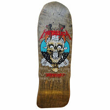 Zorlac Skateboard Deck Metallica Pushead 1989 New!Rare! Oldschool Board